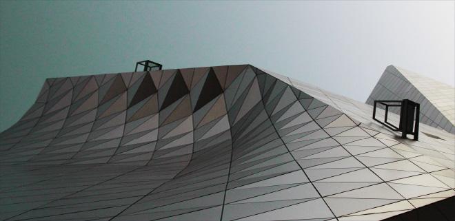 immeuble moderne